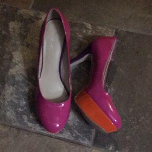 Shoes - Nine West high heels